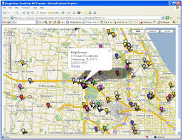 using sequel with google mapping helpsystems