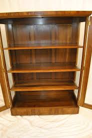 Arts Crafts Bookcase Antique Rosewood 2 Door Arts U0026 Crafts Bookcase China Cabinet
