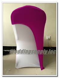 spandex chair sashes 100 fuschia colour wedding spandex chair sash in sashes from home