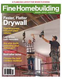 Home Renovation Magazines Magazine Fine Homebuilding