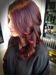Cherry Red Hair Extensions by How To Dark Cherry Hair Color Modern Salon
