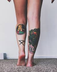50 impressive leg tattoos for and 2018 page 4 of 5