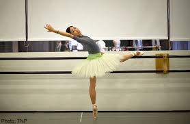 korean ballerina shines in local production home away from home