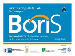 Schaper Baden Baden Historie Robert Gerwig Schule Furtwangen Schulzentrum