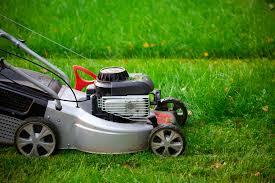 are lawn mowers waterproof