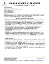 Resume Samples 2011 by Lvn Resume Template