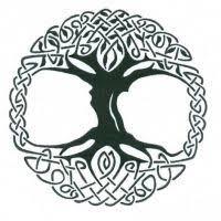 best 25 celtic tree tattoos ideas on design of neck