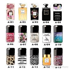 fashion perfume bottles nail polish cigarettes flower tpu soft
