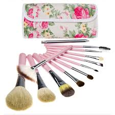 cheap makeup kits for makeup artists 12pcs set professional make up tools brushes cosmetic brush set