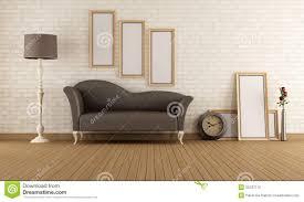 Retro Living Room by Retro Living Room Royalty Free Stock Photo Image 33437115