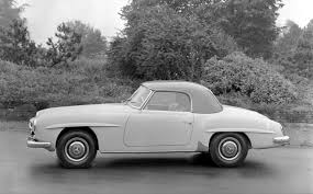 1955 1963 mercedes benz 190sl review supercars net