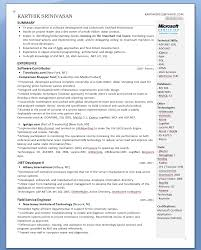 Two Page Resume Header Karthik U0027s Evolution Of My Resume Karthik Srinivasan