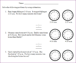 elapsed time worksheets 2nd grade free worksheets library