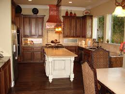 Country Style Kitchen Design by Kitchen Interesting U Shape Kitchen Design With Birch Wood