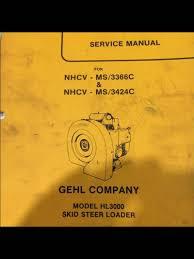gehl hl 3000 wiring diagram best wiring diagram images
