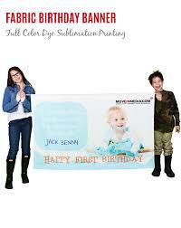 Custom Flags Online Custom Printable Birthday Banners With Photos Design Online
