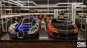 Cool Car Garages by I Want This Dubai Supercar Garage Youtube
