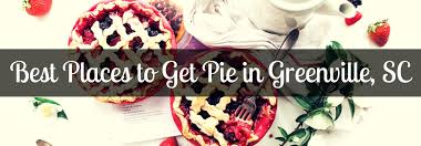 where to buy pies for thanksgiving in greenville sc