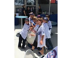 Dodger Stadium Parking Map Major League Baseball Tour 2016 Dodger Stadium Journeys By