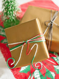 Handmade Gift Wrapping Paper - 27 creative gift wrapping ideas for christmas