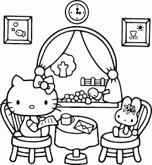 printable kitten coloring pages for kids best gift cute kitty