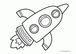 awesome rocket ship coloring nice colorin 2720 unknown