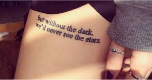 beautiful quote tattoos popsugar australia smart living