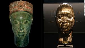 yoruba people the africa guide damien hirst accused of copying african art cnn