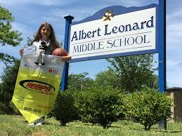 i leonard high school yearbook home page albert leonard middle school