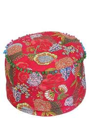 31 best indian bohemian poufs storage ottomans jaipur handloom