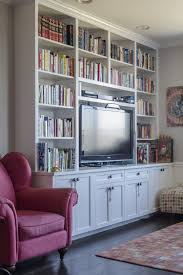 Built Ins For Living Room Pricing Guide Custom Built Bookcases Nyc