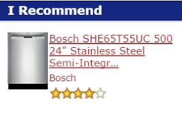 Under Counter Dishwashers What U0027s The Best Dishwasher Unbiased Dishwashers Reviews