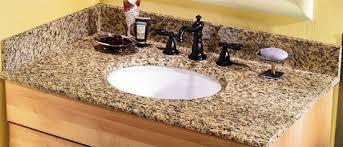 Vanity Undermount Sinks Bathroom Wonderful Montesol Granite Vanity Top Wwhite Undermount
