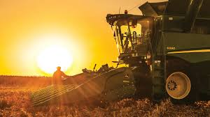 harvesting equipment john deere australia