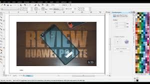 membuat gambar transparan di corel draw x7 efek transparansi add pada kayu gadget di coreldraw belajar