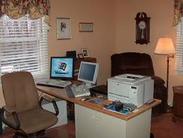 Home Office Designs And Layouts Home Design - Home office setup ideas
