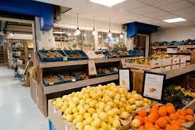 chambre froide pour fruits et l馮umes le troisième et le plus grand magasin färm gondola