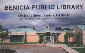 library cards benicia public library