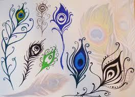 tattoo feather design example tattoomagz