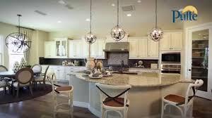 homes by pulte homes u2013 kingsgate floorplan youtube