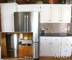 modren average cost of kitchen cabinet refacing size
