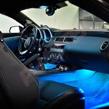 2010 camaro interior camaro ambient led interior lighting kit footwell light kit
