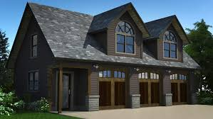 Arborwall Solid Cedar Homes Carriage Style House Plans