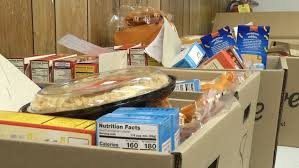 organizations join to out free thanksgiving dinner baskets wrsp