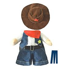 halloween costumes at amazon amazon com mikayoo pet dog cat halloween costumes the cowboy