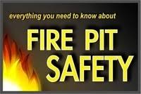 Firepit Safety Pit Safety The Magic Of