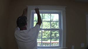 Craftsmen Style How To Trim A Craftsman Style Window Pt 3 Youtube