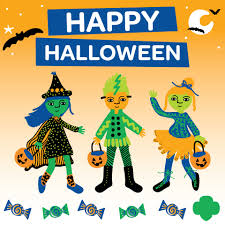 Halloween Graphics For Facebook by Scout Social Media Graphics Julie Finn