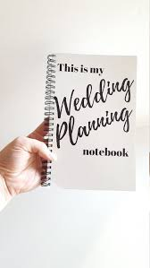 our wedding planner best 25 wedding planning notebook ideas on wedding