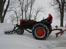 ac b snow plow diy allischalmers forum